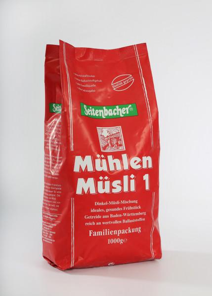 Mühlenmüsli 1