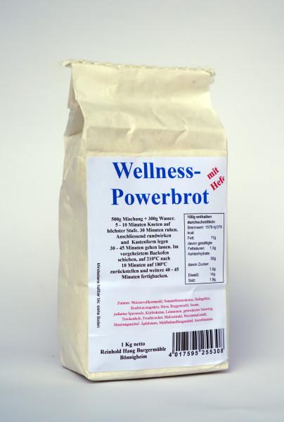 Wellness Powerbrot