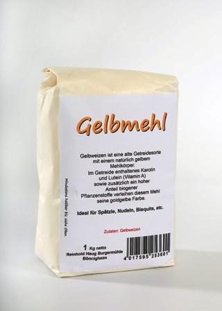 Gelbmehl