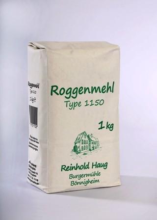 Roggenmehl 1150